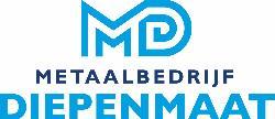 Logo van Metaalbedrijf Diepenmaat B.V.