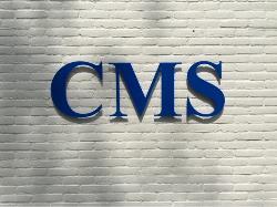 Logo van CMS Componenten Matrijzen Stempels B.V.