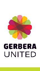 Logo van Gerbera United B.V.