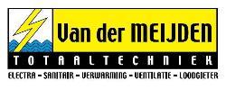 Logo van Van der Meijden Totaaltechniek B.V.