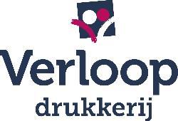 Logo van Verloop drukkerij