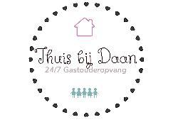 Logo van Thuis bij Daan