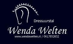 Logo van Dressuurstal Wenda Welten